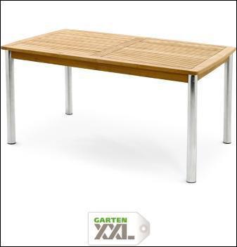 landmann somerset gartentisch rechteckig g nstig kaufen. Black Bedroom Furniture Sets. Home Design Ideas