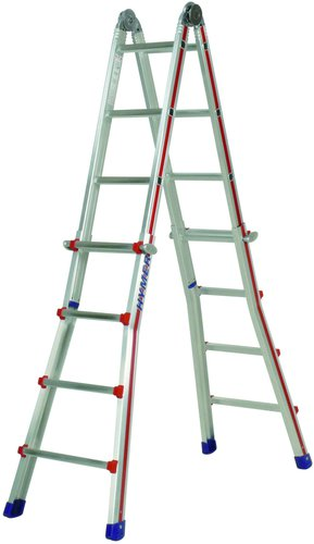 Hymer Teleskop Leiter Telestep 8042 4x4 Gunstig Kaufen